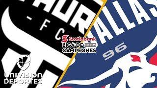 Tauro FC 1-0 FC Dallas - HIGHLIGHTS RESUMEN - Octavos de Final CONCACAF Champions League