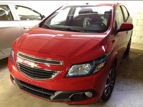 Chevrolet Onix nas concessionárias - www.car.blog.br