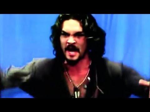 Jason Momoa's Khal Drago's Audition For 'GOT' Goes Viral