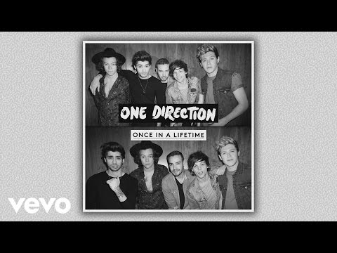 One Direction - Once In A Lifetime
