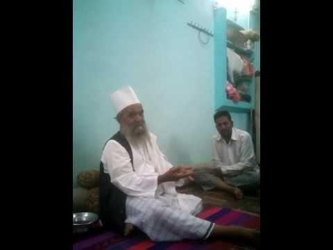 Bayan  on Kuntu Kanzan Makfiyan (hazrat khwaja sufi mohd ramzan ali shah ale rehma)
