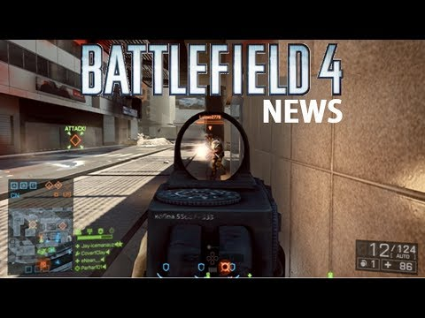 Battlefield 4 Multiplayer Aim Assist Changes. Frame Drops for PC Fixed ...