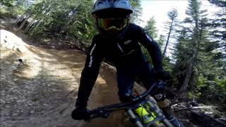 Whistler Bikepark week one 2014 - Rémy Métailler - Gopro edit.