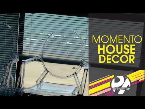 Momento House Decor com Gabriel Fernandes e Gil Medeiros