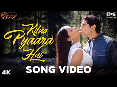 Kitna Pyara Hai Yeh Chehra - Raaz - Bipasha Basu & Dino Morea - Full Song