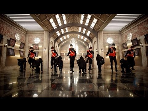 보이프렌드 (boyfriend) - 야누스 (janus) Music Video Hd video