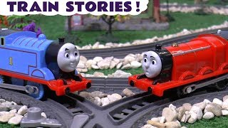 Thomas & Friends fun Toy Stories - Toys for kids and children TT4U