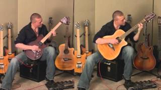 Sometimes I Miss You - Blues Guitar inspired by Joe Bonamassa / Gary Moore / Andy Timmons
