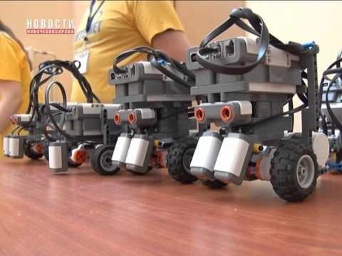 В Чувашии прошли региональные соревнования по робототехнике