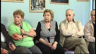 Group testimony of Holocaust survivors from Transnistria, 22.04.2010 (Part 11)