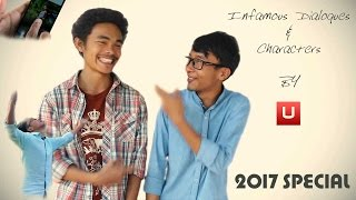 Infamous Dialogues and Characters | Ude C Te | Chakma Funny Video