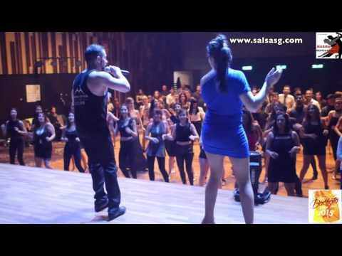 Nestor Manuelian & Rebecca Vallejo World Bachata Festival KL Day1 (www.worldbachatafestival.com)