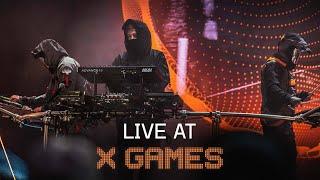 Download lagu Alan Walker, K-391 & Ahrix - End of Time (Live @ X Games Norway 2020)