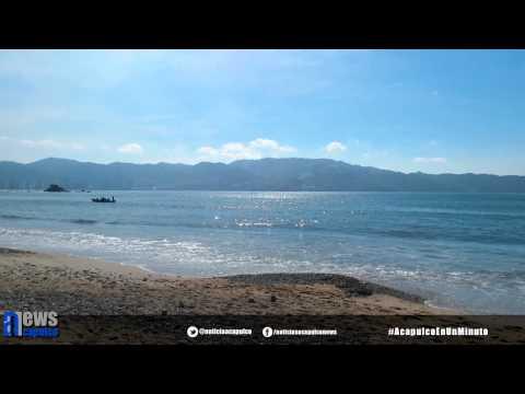 Acapulco en un minuto - Playa Tamarindos
