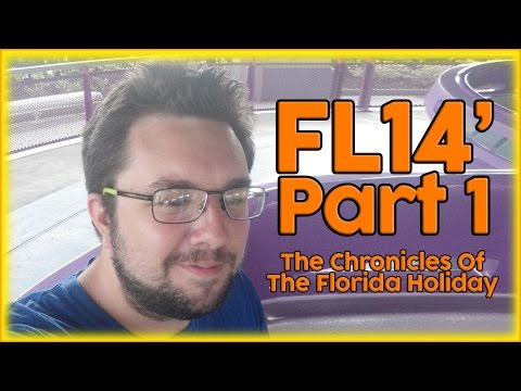 FL14' Florida Holiday | Part 1