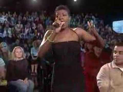 Fantasia Barrino - Something About The Way You Look Tonight