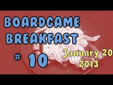 Stop Board Game Board Game Breakfast Episode
