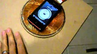 Rodin Coil _ Earth Magnetic field synchronization.flv