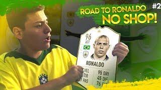   FIFA 19   RONALDO ICON GRATIS!!   ROAD TO RONALDO NO SHOP EP 2   ZEKREMO  