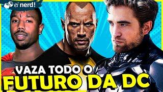 ENTERRADO! O FIM DO UNIVERSO DC NOS CINEMAS