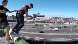 Brett Rap Jumping/Forward Abseiling