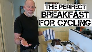 Perfect Breakfast For Cycling | My Favorite Meal to Eat Before a Morning Ride