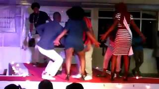 Nairobi University Students Dirty Dance