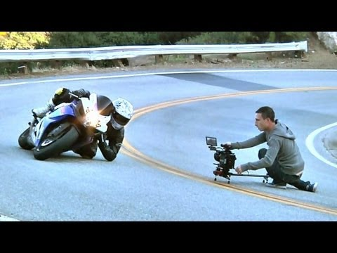Mulholland @ 300fps - Red Epic Super Slowmo