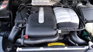 Motor Sesi: Mercedes  ML 270 CDI / 163 PS