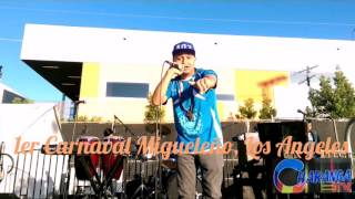 1er Carnaval de San Miguel, Los Angeles