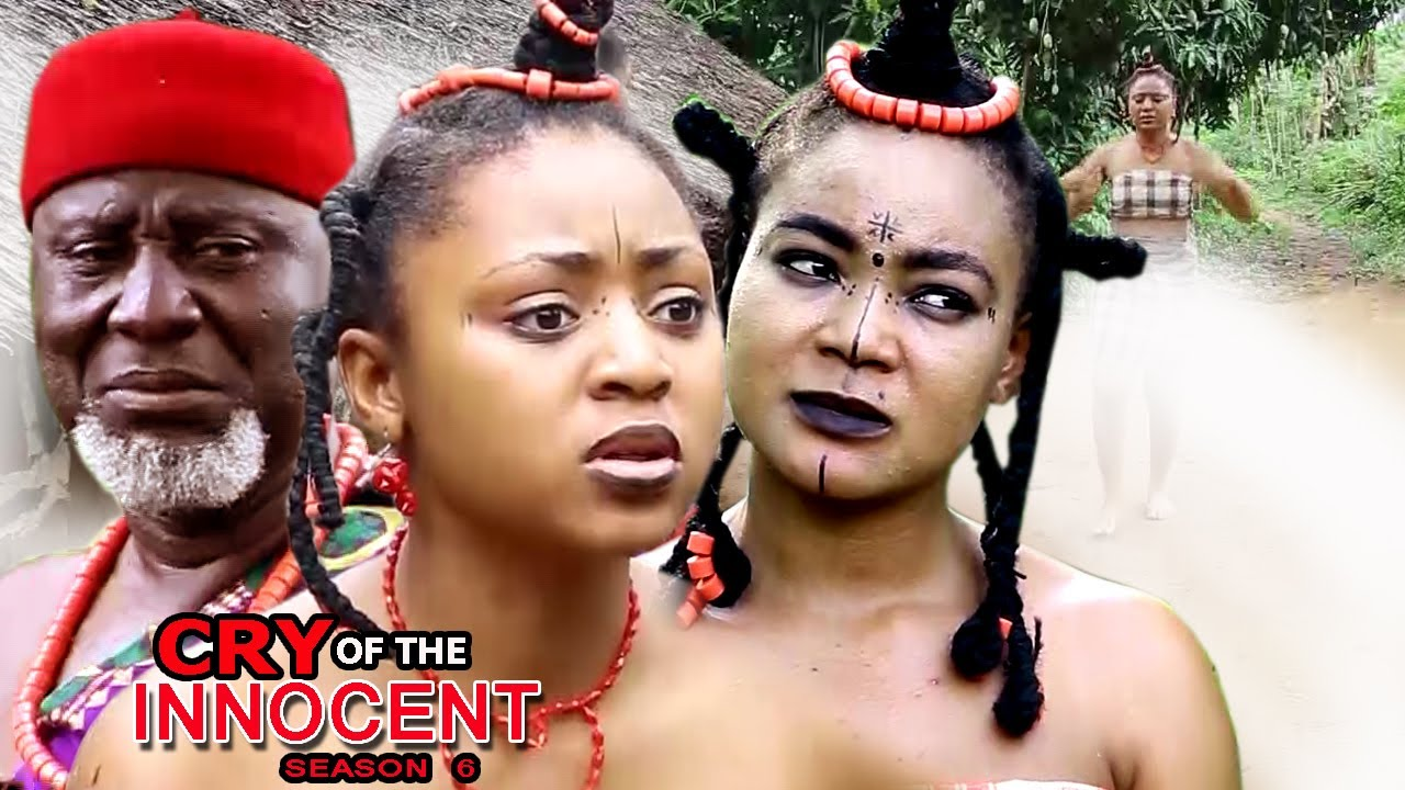 Cry Of The Innocent Nigerian Nollywood Movie [Season 6] - The End