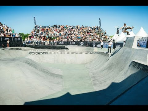 Vans Park Series 2017 - Malmo - Warm up and practice highlights