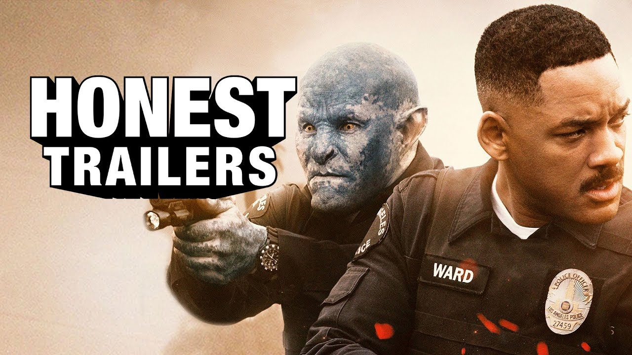 The Honest Trailer Crew Sat Through Netflixs Bright