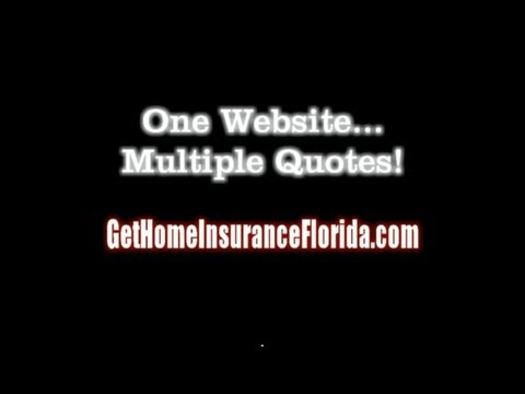 Home Owners Insurance Florida - Best Florida Homeowners Insurance Video