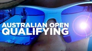 Australian Open, Квалификация : Сиклиста Олимпико
