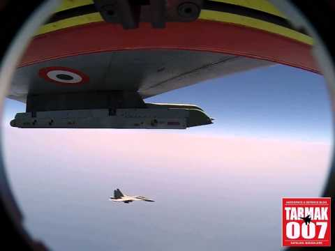 India's home-grown Beyond Visual Range (BVR) air-to-air missile ASTRA