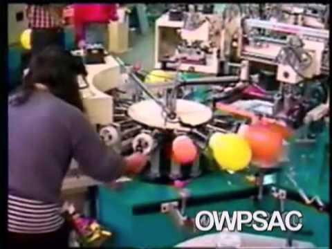 OWPSAC - Maquina de Globos a dos Colores