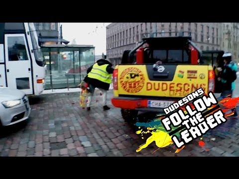 FOLLOW THE LEADER - EP2 - Traffic jam - DUDESONS