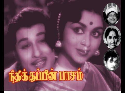 Neethikki Pin Paasam | M.g.r Hit Movie | Tamil Movie video