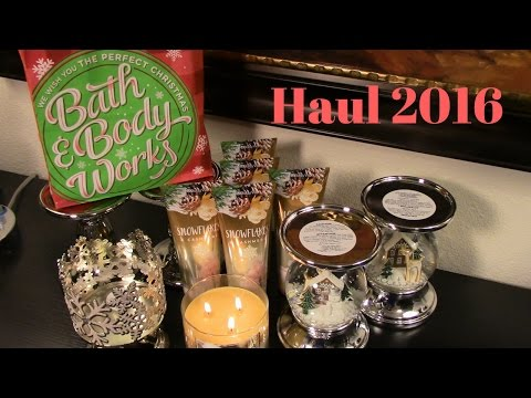 Bath & Body Works Haul 2016  60C2AA0B CE85 4240 B18F 41DCE0D9799D