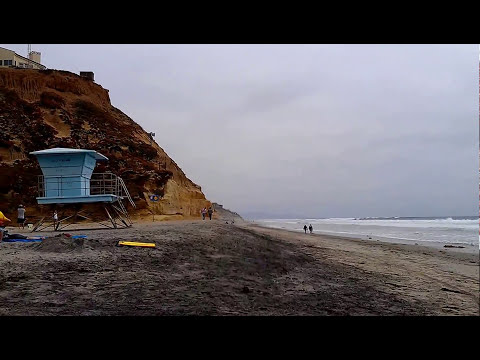 Solana Beach: a California Beach