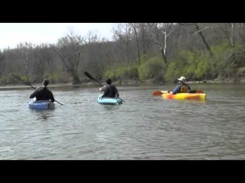 WARREN COUNTY PARKS, A.N.D. (ACTIVE NATURE DISCOVERY) LITTLE MIAMI RIVER GUIDED KAYAK DAY TRIPS