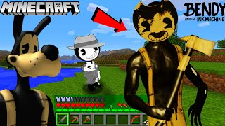 WE FOUND SAMMY LAWRENCE IN MINECRAFT! (SCARY!) (BATIM Minecraft Map)