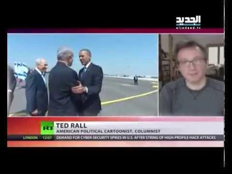 غرد ضد اسرائيل فأخرج من سرب ال CNN – الين حلاق