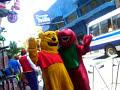 Barney & Pooh!