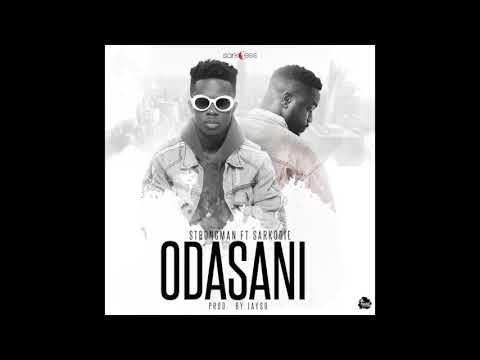 Strongman - Odasani ft. Sarkodie (Audio Slide)