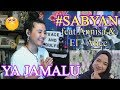 Lagu YA JAMALU SABYAN (feat Annisa & El - Alice) REACTION