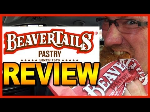 BeaverTails® Pastry review and Taste Test - KBDProductionsTV