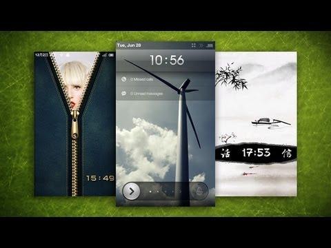 Los MEJORES LOCKSCREENS Android : Personaliza la pantalla de bloqueo de tu android