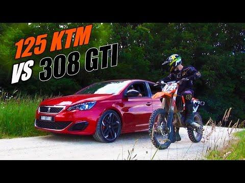 125 KTM VS 308 GTI - Kalipso En Vrai thumbnail